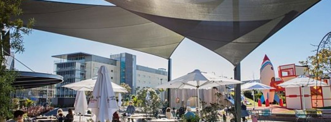 How Commercial Shade Sails Can Benefit Businesses
