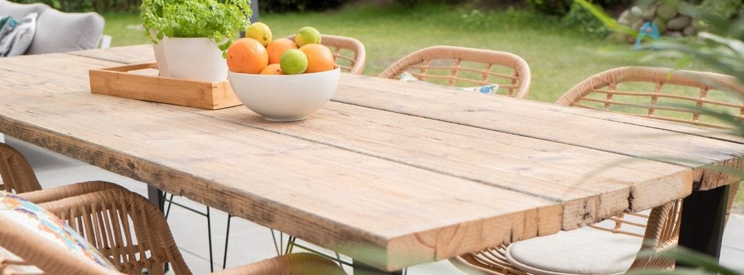 How to Create an Outdoor Dining Space in Your Garden
